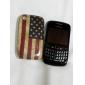 Защитный чехол со звездой для Blackberry 8520, 8530, 9300, 9330