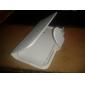 Etui de Protection en Cuir PU avec Fente pour Carte pour Samsung Galaxy Ace S5830 - Assortiment de Couleurs