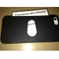 Simple Style with Card Slot Hard Case for iPhone 5/5S (Assorted Colors)