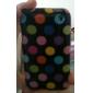 Etui Souple à Pois pour iPhone 3G/3GS