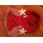 милый пес цветок фея платье (XS-XL, случайный цвет)