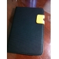 "7"" PU Case with Card Pocket and Stand for Samsung Galaxy Tab Plus P6200"