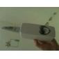Автоматический пресс для зубной пастой, с подставкой для зубных щеток (белый)