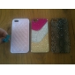Flash pó caso difícil de design para iPhone 5/5s (cores sortidas)