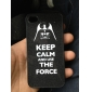 Etui Rigide Style Keep Calm et Star Wars pour iPhone 4/4S
