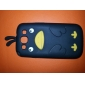 Cute Cartoon Chicken Silicone Case for Samsung Galaxy S3 I9300 (Assorted Colors)