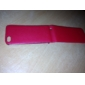 Leather Case Flip Up and Down Design for iPhone 5/5S (Assorted Colors)