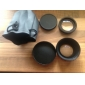 Professional 58mm 0.45X Super Wide Angle +Macro Conversion Lens for Digital Cameras