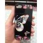 gli amanti della farfalla Caso duro del modello di iphone 5/5s (colori assortiti)