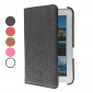 360 Degree Rotating Protective Case with Stand for Samsung Galaxy Tab2 7.0 P3100/P6200