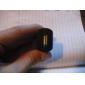 carregador de cigarros mini-carro para iphone 4, 4s, Samsung, HTC e muito mais