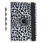 Exquisite Leopard Design PU Leather Case with Stand for iPad mini (Assorted Colors)