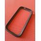 Soft TPU Rahmen für Samsung Galaxy S3 I9300 (verschiedene Farben)