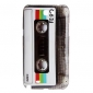 Tape Pattern Hard Case for Samsung Galaxy Note 2 N7100