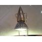 3000K הנורה MR16 (GU5.3) 3W 24x5050smd 240lm לבן חם אור הוביל נקודה (12V)