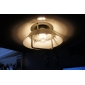 5W E26/E27 Круглые LED лампы G60 66 SMD 3528 430 lm Тёплый белый AC 220-240 V