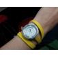 Relógio de Mulher Correia Longa de Pele (Várias Cores)