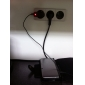universal adaptador de energia AC de alimentação para Nintendo DSi, DSi XL e 3ds (eu, 5v, 500ma, preto)
