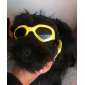 Cat / Dog Sunglasses White / Pink / Yellow Dog Clothes Spring/Fall Holiday