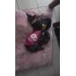honden T-shirt Zwart Hondenkleding Winter Letter & Nummer