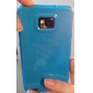 Candy Color Style Glazing Protective Silicone Case for i9100