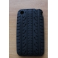 Tire Style Soft Case for iPhone 3G and 3GS