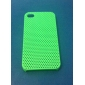 защитный футляр сетка для iphone 4 (зеленый)