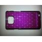 Etui Rigide avec Strass Style Ciel Etoilé pour Samsung Galaxy S2 i9100 - Assortiment de Couleurs