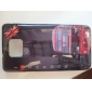 Bus Pattern Hard Case for Samsung Galaxy S2 I9100