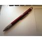 Mini lápiz táctil capacitiva de pantalla con un bolígrafo para iPad