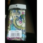 Cartoon Pattern Protective Case for Samsung i9100 (Multicolor)
