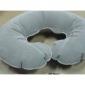 Набор из U-образной надувной подушки, повязки для глаз и берушей