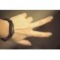 Eruner®Cow Bone Fish Bone Pattern Leather Bracelet
