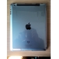 Protective Back Case Compatible with Original Smart Cover for iPad 3
