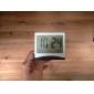 플립 업 LCD 디지털 알람 시계 달력 온도계