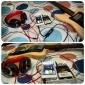 Kanen ip-780 zestaw słuchawkowy słuchawki 3.5mm klasyczny Super Bass mikrofon stereo z mikrofonem