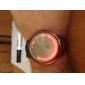 Men's Unisex Dress Watch Fashion Watch Wrist watch Touch Screen Quartz Leather Band Black