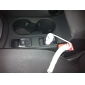 Coil Car Cigarette Charger for iPhone 4S/4/3G/3GS/iPods