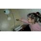 3W E26/E27 LED Spotlight MR16 1 High Power LED 150 lm RGB Remote-Controlled AC 100-240 V