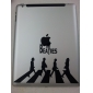 Sidewalk Pattern Protective Sticker for The New iPad and iPad 2