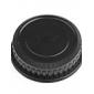 소니 nex-7 nex-5 nex-3 vg10 전자 마운트를위한 후면 렌즈 커버 캡