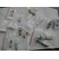 Lâmpara LED Branca para Automotivo T10 25 SMD 120-150Lm