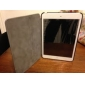 Cloth Skin PU Leather Case w/ Stand for iPad mini 3, iPad mini 2, iPad mini (Assorted Colors)