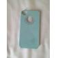 ultradunne lichtgewicht unieke beschermende achterkant van de behuizing voor de iPhone 4 en 4s (verschillende kleuren)
