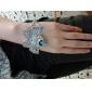 여성용 할로우 PU 아날로그 쿼츠 손목시계 (여러색상)