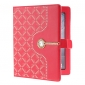 PU Leather Case with Diamond for iPad 2/3/4 (Assorted Colors)