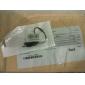 Audio stéréo de 3.5mm casque Splitter Cable 0.15m