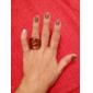 elegante anillo de vórtice línea Vaidürya