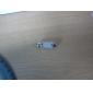 T10 9 SMD LED White Light Bulb