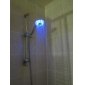 4.3-inch 5–LED Shower Head (Plastic, Chrome Finish)
